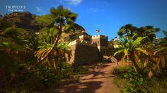 Tropico 5 Small Fort