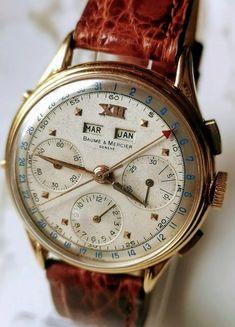 Fine Watches, Cool Watches, Gentleman Watch, Adam's Apple, Black Background Wallpaper, Luxury Watches For Men, Beautiful Watches, Mechanical Watch, Wristwatches