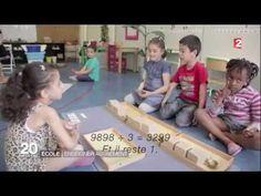 lire et calculer dès 3 ans. Mais ça n'a pas plu à l'éducation nationale.. - YouTube