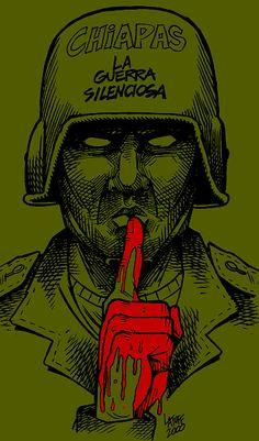 El asesinato del compa Galeano es otra de las bestialidades de las guerras (por Gaspar Morquecho)