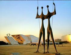 Praça dos Três Poderes  Brasília - Brazil