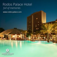 A stay to remember... www.rodos-palace.com #hotel #Greece #rodos #Rhodes #vacation