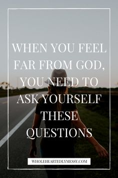 You feel far from God, distant, and your relationship with Christ is struggling. Well, we're going to talk about why that is happening and how to feel close to God again and how to grow your faith! Isaiah 59, Psalm 16, Spiritual Life, Spiritual Growth, Finding God, Finding Yourself, Questions To Ask, This Or That Questions, Proverbs 29