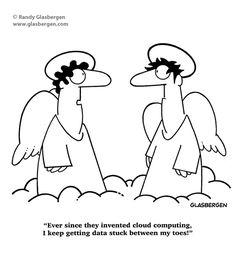 It's in the Cloud...