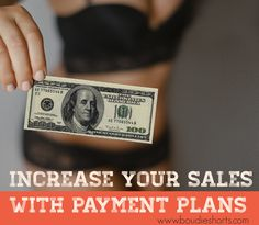 Increase Your Sales with Payment plans | Boudie Shorts
