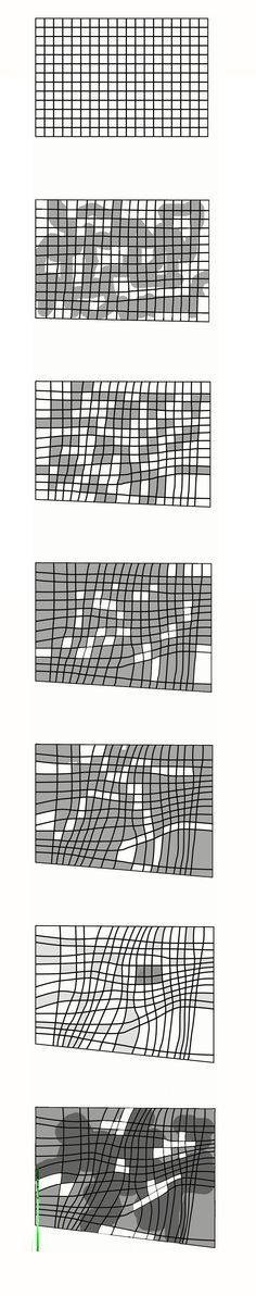 Conceptually, the GDKP proposal begins with a simple structural grid, which is…