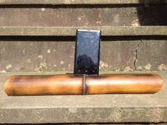 smartphone bamboo speaker di FerruccilLightSystem su Etsy, €15.30