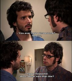 "They never had much luck in love. | 20 Reasons We Miss ""Flight Of The Conchords"""