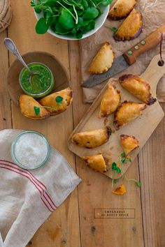 Empanadas-au-boeuf-épicé par Fraise Basilic