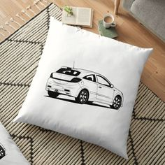 """""""Astra GTC Back Silhouette"""" by Andreea Raducan 