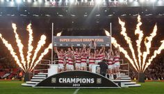 Manchester England, Rugby League, Warriors, Champion, Cherry