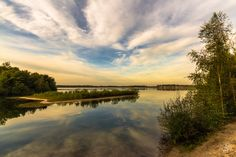 Cloudy Lake by William Mevissen on 500px