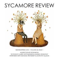 Sycamore Review.       -------      http://www.sycamorereview.com