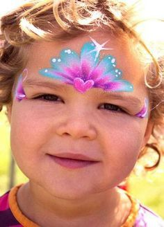 face paint ideas of crowns - Google Search