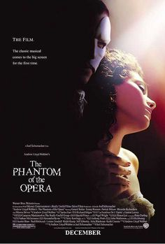 The Phantom of the Opera - Loved it.