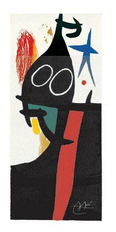 Le Sarrasin A Letoile - Miró