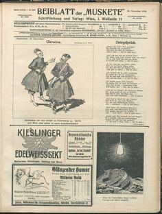 ÖNB/ANNO AustriaN Newspaper Online 1918 november