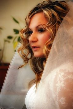 Wedding Hair do. Romantic style. Makeup and hair made by YS