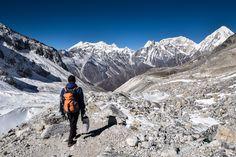 View of Anapurna, Larkya La pass Mount Everest, Explore, Mountains, Nature, Photography, Travel, Naturaleza, Fotografie, Photography Business