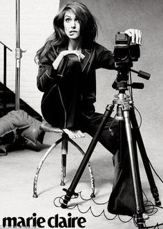 Angelina Jolie being Candid