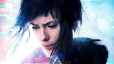 Ghost in the Shell, 4K, 2017 movie, Scarlett Johansson
