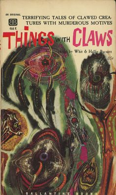 Things with Claws, book cover