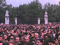 VE Day London (1945) - YouTube