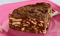 Torta de chocolate e biscoito - MdeMulher - Editora Abril