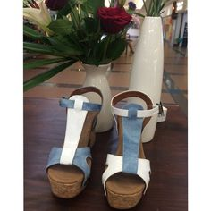 #galibelleWA Another pretty idea....Mixed straps jeans and white <3
