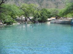Balneario de Boca de Cachón, Provincia Independencia, R.D.