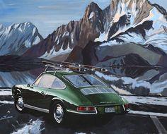 Porsche / Ski