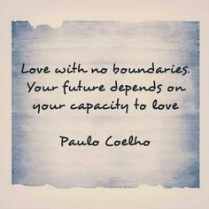 Image result for paulo coelho love with no boundaries