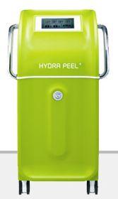 Hydrapeel Plus Denna fantastiska maskin peelar försiktigt ditt ansikte samtidigt som den stramar åt huden, reducerar rynkorna, reducerar pigmentfläckar och ärr samt rensar porerna och tillför vitaminer till huden! Lystern som huden får efter behandling är obeskrivlig! Denna behandling vill du inte missa!