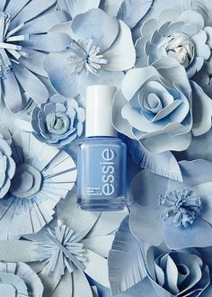 Essie nail polish product photography, beauty photography, still life photo Beauty Photography, Blue Photography, Still Life Photography, Product Photography, Photography Ideas, Cosmetic Photography, Photography Composition, Concept Photography, Advertising Photography