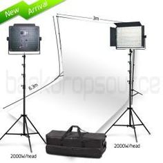 At Backdropsource, We Offer Professional Photography Studio Light & Kits. Checkout Our Affordable Studio Lighting Kits! Black Photography, Background For Photography, Photography Backdrops, Photo Studio Lighting, Muslin Backdrops, Black And White Background, Video Lighting, Photo Equipment, Cool Things To Buy