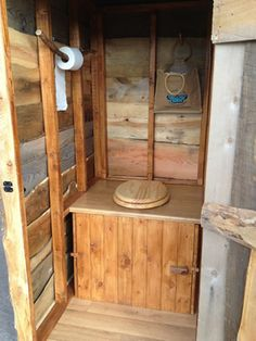 Compost loo (or toilet) hut ideal for glamping locations wood manufactured from North Wales locally sourced trees Cabin Bathrooms, Outdoor Bathrooms, Rustic Bathrooms, Outside Toilet, Outdoor Toilet, Compost Toilet Diy, Building An Outhouse, Outhouse Bathroom, Rustic Toilets