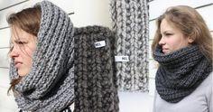 cowl breien workshop @Lynda Wood Van Deventer