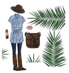 Untitled #120 by piantina on Polyvore featuring polyvore fashion style Gap DUBARRY Gucci Yves Saint Laurent Lime Crime Nika clothing