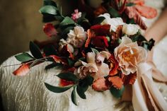 Fall Wedding Bouquet-Roots Floral Design #utahweddingflorist #utahwedding #utahflowers #rootsfloraldesign