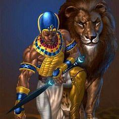 Mandingo Warrior
