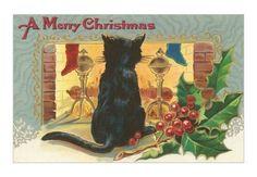Hiver & Noel cartes postales et images anciennes
