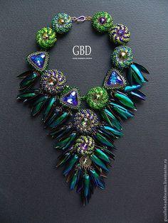 Колье « Guzel Bakeeva Design