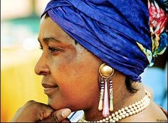 Winnie Madikizela Mandela - Strong Leader with Tenacity of Purpose