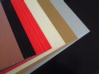 Kraft Art Coloured Card A4- 24 Sheets