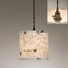 Hanging Lamp Plug Into Wall small wire bell swag pendant lamp | pendant lamps, wall outlet and