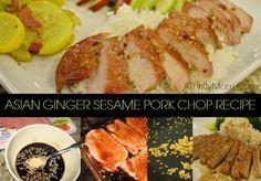 Asian Ginger Sesame