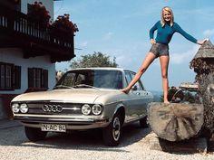 a Audi 100 C1-1968-1973