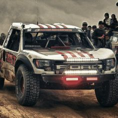 Ford trophy truck even better!!!