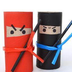 Ninjalar Feodal Japonya'daki ajanlar veya paralı askerlerdir. Çizgi film ve animasyonlarda da çok sık gördüğümüz bu karakterleri evinize konuk etmeye hazır mısınız?