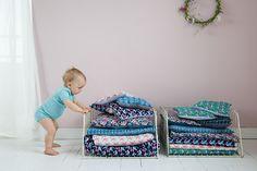 Beautiful new kids line // bedding